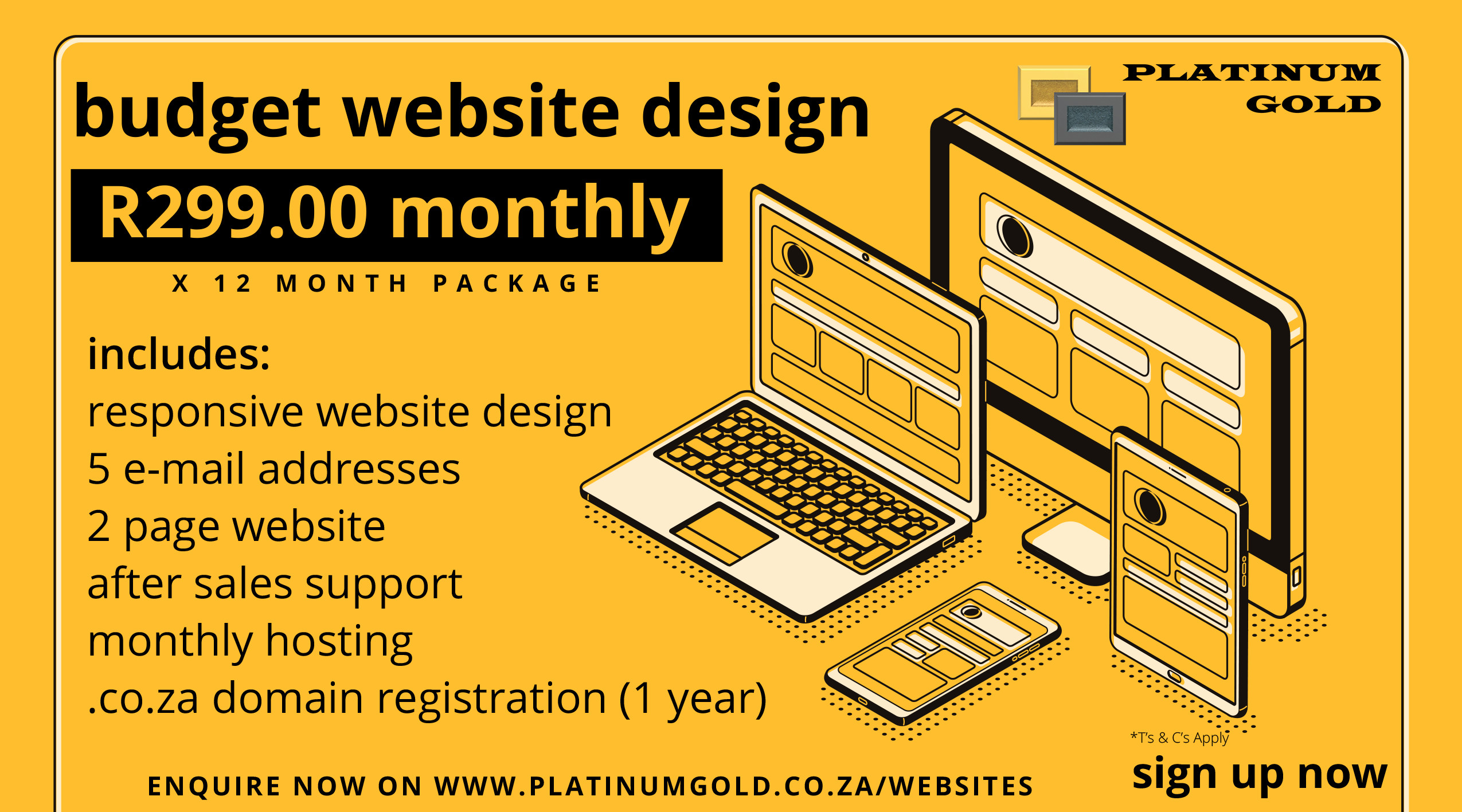 PG Budget Websites Ad 01