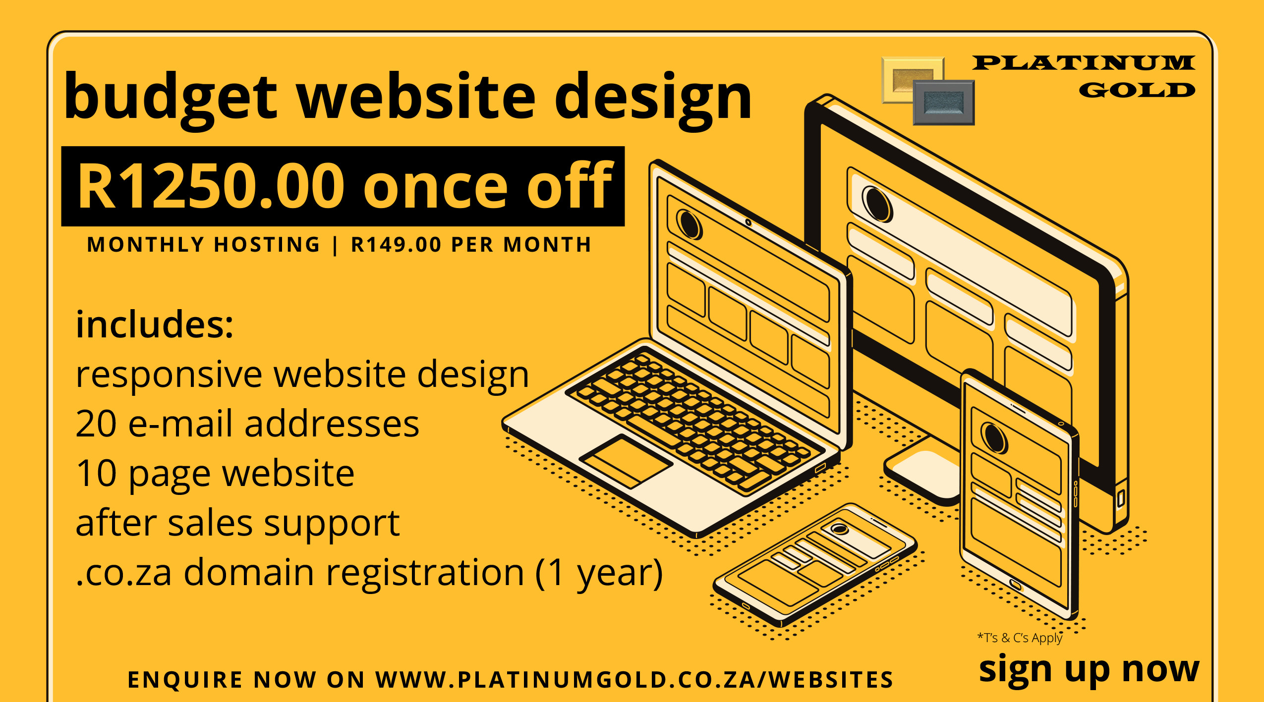 PG Budget Websites Ad 03